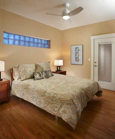 Contemporary Bedroom by Greener Lives LLC