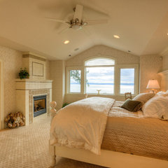 traditional bedroom by RGN Construction