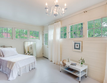 A Southern porch / Sleeping Room
