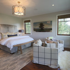 Traditional Bedroom by Seven Generations Construction
