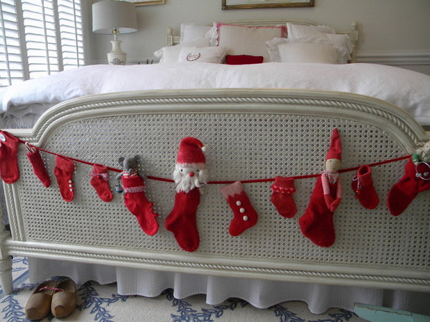 Contemporary Bedroom by Christie Thomas