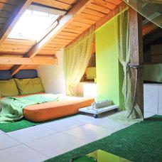 Eclectic Bedroom by Errikos Artdesign