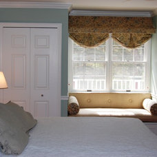 Traditional Bedroom by Kitty&Company Interior Design llc