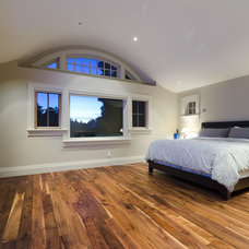 Contemporary Bedroom by Peter Rose Architecture and Interiors