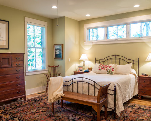 Window Over Bed Houzz