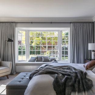 Country bedroom in Sydney.