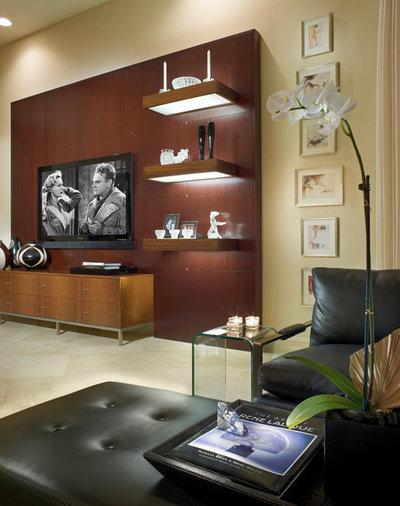 Современный Спальня by Jeffrey King Interiors