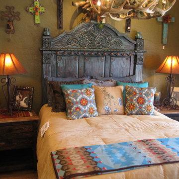 Adobe Bed