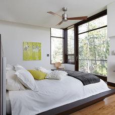 Contemporary Bedroom by Legrand, North America