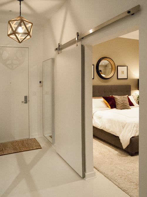 Modern barn doors design ideas remodel pictures houzz for Modern barn doors for a unique home