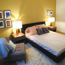 Contemporary Bedroom by agenciearchitects.com