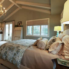 Traditional Bedroom by RA Design Group, LLC