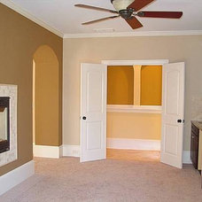 Traditional Bedroom by AHB General Contractors
