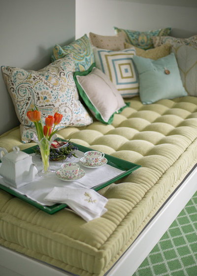 Traditional Bedroom by Kelly Rogers Interiors