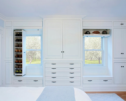 Built In Shoe Cabinet Ideas, Pictures, Remodel and Decor