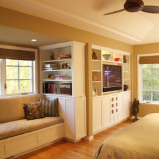 Traditional Bedroom by Trademark Architecture + Interiors