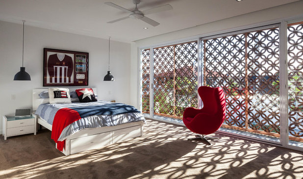 Contemporary Bedroom by BGD Architects
