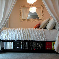 Traditional Bedroom alcove beds