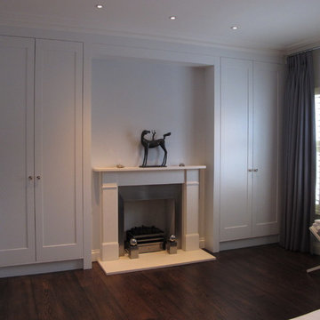 Alcoves Wardrobes