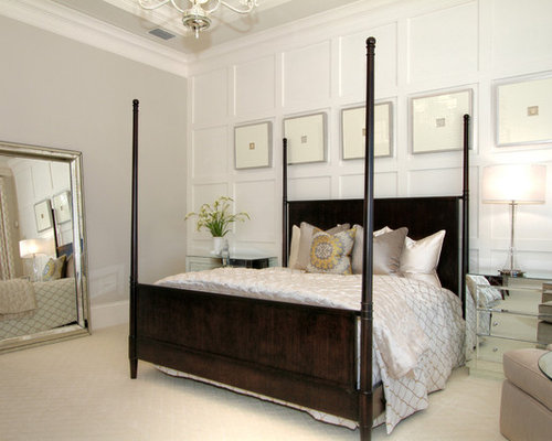 Model Bedroom Entrancing Model Bedroom  Houzz Decorating Design