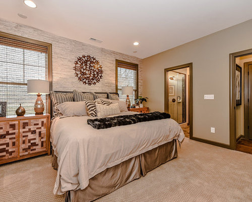 Rustic Bedroom Design Ideas Renovations Photos With