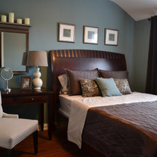 Traditional Bedroom by Modern Antiquity, LLC