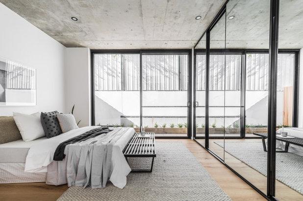 Contemporary Bedroom by Futureflip