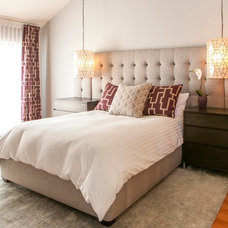Contemporary Bedroom by Anthology Interiors