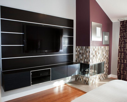 Ikea entertainment center houzz for Bedroom entertainment center