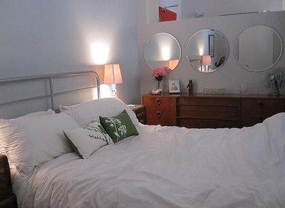 Eclectic Bedroom by Toc Toc Toc... Entrez!