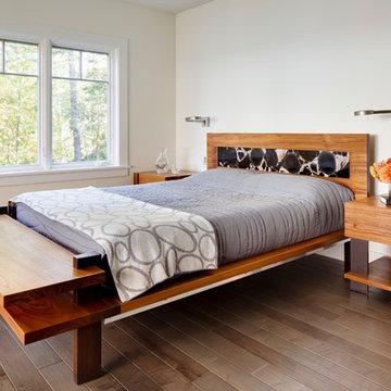 Allagash Platform Bed