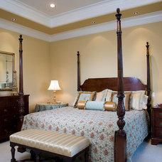 Traditional Bedroom by Allegro Builders