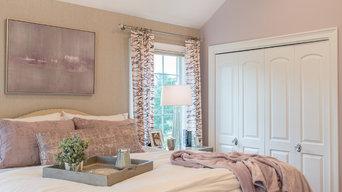Allendale, NJ - Master Bedroom