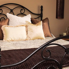 Traditional Bedroom by Aerie Interiors