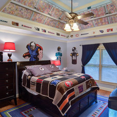Traditional Bedroom by Weidmann Remodeling
