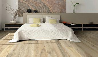 Alta Vista: Balboa installed in contemporary bedroom