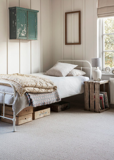 Amazing Shabby chic Style Bedroom by Alternative Flooring