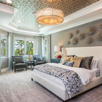 Alton - Edge B Model Master Bedroom