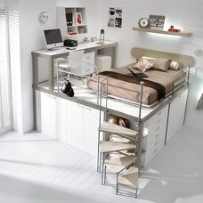 Modern Bedroom Amazing Composition