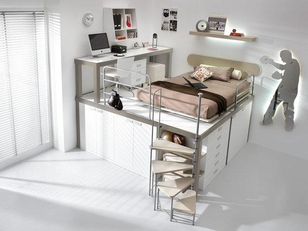 Modern Bedroom Amazing Composition
