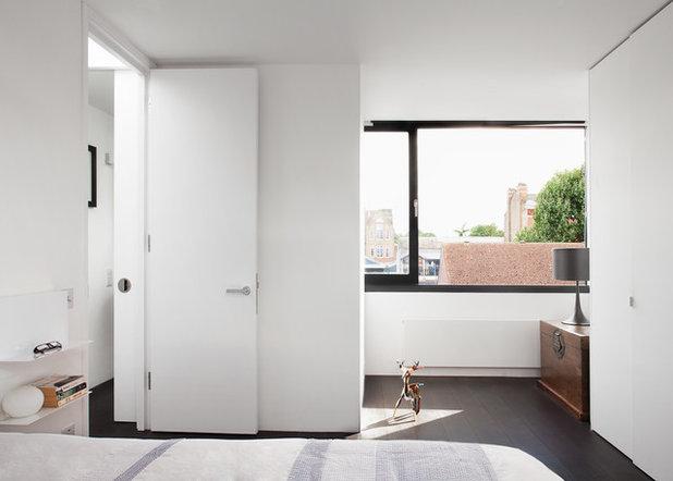 Contemporary Bedroom by Francesco Pierazzi Architects
