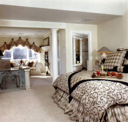 Traditional Bedroom by American & International Designs, Inc.
