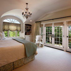 Traditional Bedroom by Giffin & Crane General Contractors, Inc.