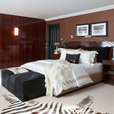 Modern Bedroom by MPD London