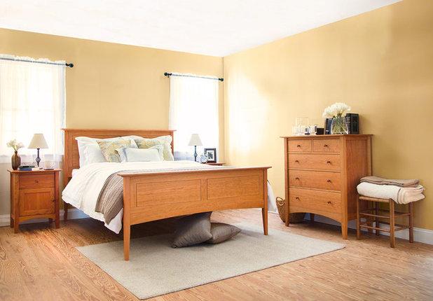 Shaker Möbel wie geht eigentlich einrichten im shaker stil