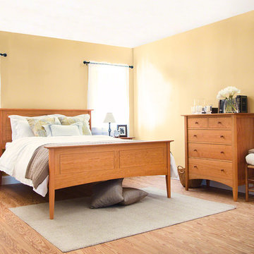 American Shaker Bedroom Furniture