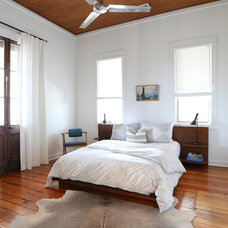 Beach Style Bedroom by Matthew Bolt Graphic Design
