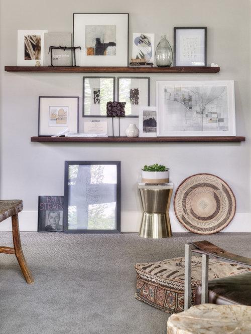 kleine schlafzimmer mit gefliestem kaminsims ideen design. Black Bedroom Furniture Sets. Home Design Ideas