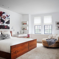 Contemporary Bedroom by indi interiors