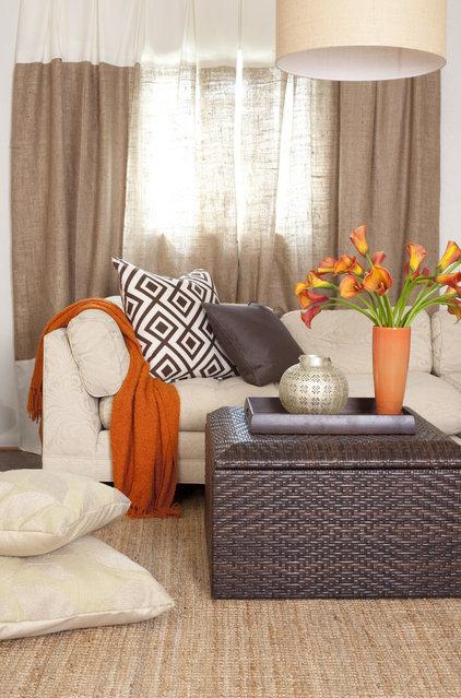 Eclectic Bedroom by Alexandra